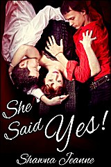Cover for She Said Yes!